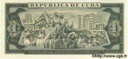 1 Peso CUBA  1972 P.102as NEUF