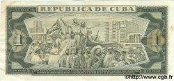 1 Peso CUBA  1978 P.102b TTB