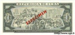 1 Peso CUBA  1978 P.102b NEUF