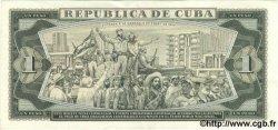 1 Peso CUBA  1980 P.102b SUP