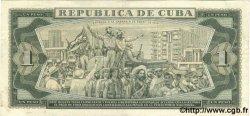 1 Peso CUBA  1981 P.102b TTB+