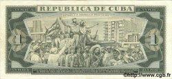 1 Peso CUBA  1985 P.102b SUP