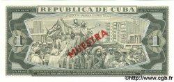 1 Peso CUBA  1985 P.102b NEUF