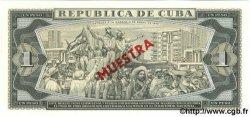 1 Peso CUBA  1986 P.102c NEUF