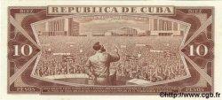 10 Pesos CUBA  1967 P.104as NEUF