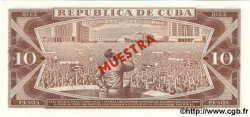 10 Pesos CUBA  1983 P.104c