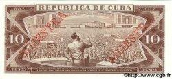 10 Pesos CUBA  1987 P.104c NEUF