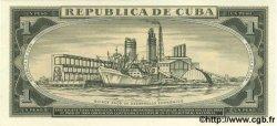 1 Peso CUBA  1975 P.106s NEUF