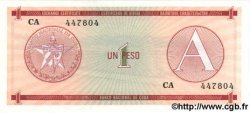 1 Peso CUBA  1985 P.FX.01 NEUF