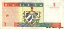 1 Peso Convertible CUBA  1994 P.FX37 TTB
