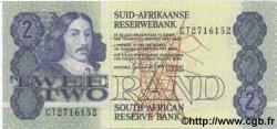 2 Rand AFRIQUE DU SUD  1981 P.118c pr.SPL