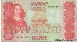 50 Rand AFRIQUE DU SUD  1984 P.122a TB à TTB