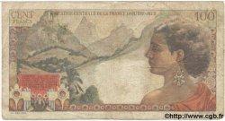 100 Francs AFRIQUE ÉQUATORIALE FRANÇAISE  1947 P.24 pr.TB