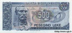 500 Leke ALBANIE  1992² P.53 pr.NEUF
