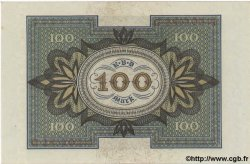 100 Mark ALLEMAGNE  1920 P.069b SPL