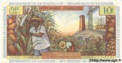 10 Francs ANTILLES FRANÇAISES  1964 P.08 pr.NEUF