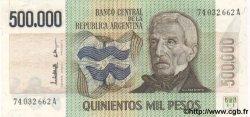 500000 Pesos ARGENTINE  1980 P.309 pr.NEUF