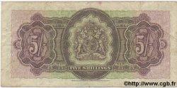 5 Shillings BERMUDES  1957 P.18b TB