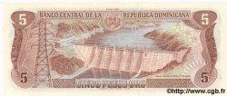 5 Pesos Oro RÉPUBLIQUE DOMINICAINE  1987 P.118c NEUF
