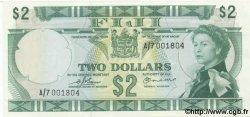 2 Dollars FIDJI  1974 P.064b NEUF