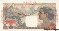100 Francs GUADELOUPE  1947 P.35 pr.NEUF