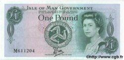 1 Pound ÎLE DE MAN  1983 P.38 NEUF