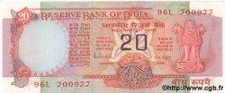 20 Rupees INDE  1980 P.082k SPL