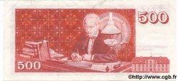 500 Kronur ISLANDE  1981 P.51 pr.SUP