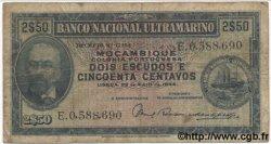 2,5 Escudos MOZAMBIQUE  1944 P.093 B+