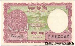1 Rupee NÉPAL  1956 P.08 SUP