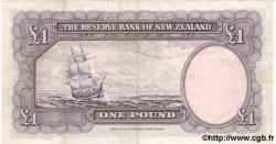 1 Pound NOUVELLE-ZÉLANDE  1967 P.158d TTB