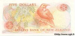 5 Dollars NOUVELLE-ZÉLANDE  1989 P.171c NEUF