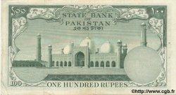 100 Rupees PAKISTAN  1957 P.18b TTB