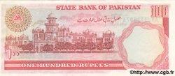 100 Rupees PAKISTAN  1986 P.41 SUP+