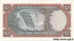 2 Dollars RHODÉSIE  1979 P.31d NEUF