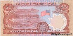 5 Tala SAMOA  1985 P.26