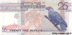 25 Rupees SEYCHELLES  1998 P.37a NEUF