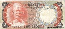 2 Leones SIERRA LEONE  1979 P.06d TTB