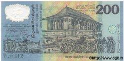 200 Rupees SRI LANKA  1998 P.114 NEUF