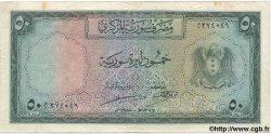 50 Livres SYRIE  1958 P.084