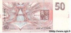 50 Korun TCHÉCOSLOVAQUIE  1993 P.004 pr.NEUF