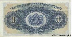 1 Dollar TRINIDAD et TOBAGO  1939 P.05b