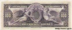 100 Bolivares VENEZUELA  1929 PS.233r1 NEUF