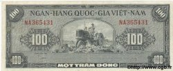 100 Dong VIET NAM SUD  1955 P.008 TTB