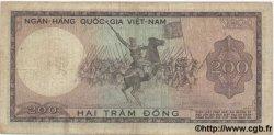 200 Dong VIET NAM SUD  1966 P.20b TB