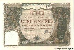 100 Piastres INDOCHINE FRANÇAISE  1925 P.042s pr.NEUF