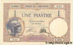 1 Piastre INDOCHINE FRANÇAISE  1927 P.048b SPL