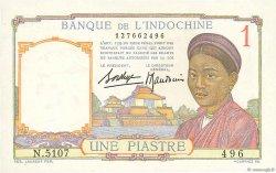 1 Piastre INDOCHINE FRANÇAISE  1936 P.054b pr.NEUF