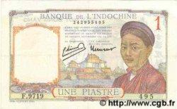 1 Piastre INDOCHINE FRANÇAISE  1949 P.054e SPL