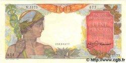 100 Piastres INDOCHINE FRANÇAISE  1947 P.082a pr.NEUF